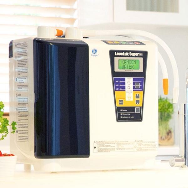 Máy điện giải Kangen được sản xuất trực tiếp tại Nhật, trên dây chuyền hiện đại